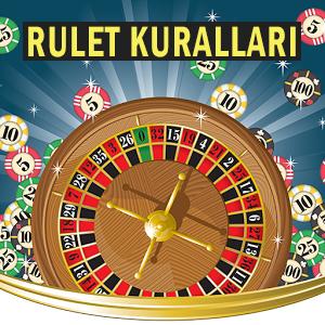 rulet kuralları